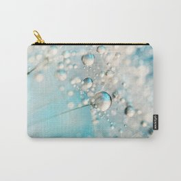 Sparkle in Blue Carry-All Pouch
