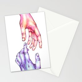 Hot and Cold Stationery Cards