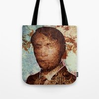 hannibal Tote Bags featuring Hannibal by András Récze