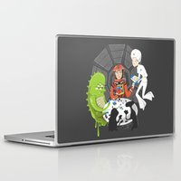 poker Laptop & iPad Skins featuring Poker 2001 by Ukko