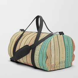 Books Duffle Bag