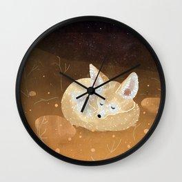 Fennek Wall Clock