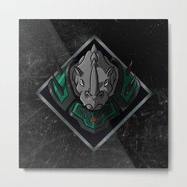 Beast Warrior Metal Print