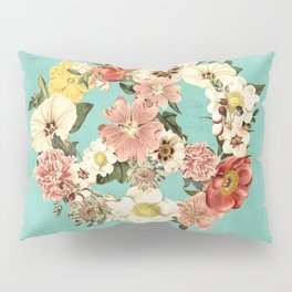 Botanica Peace sign Pillow Sham