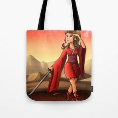 Mars Princess Tote Bag