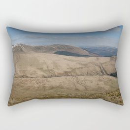 The Brecon Beacons Rectangular Pillow