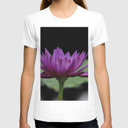 Purple Sacred Lotus T-shirt