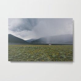 Colorado Taylor Park Reservoir  Metal Print