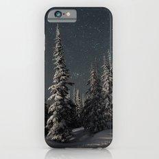 Stars at Big White iPhone 6 Slim Case