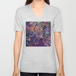 AURADESCENT Unisex V-Neck