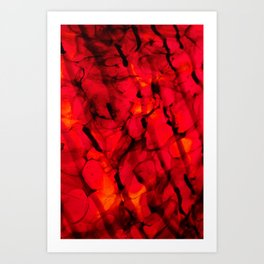 Bloodlines Art Print