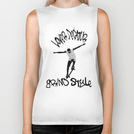 Lower Decatur Grind Style Biker Tank