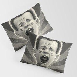 Noise! Pillow Sham