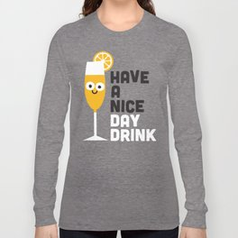 Thanks a Brunch Long Sleeve T-shirt