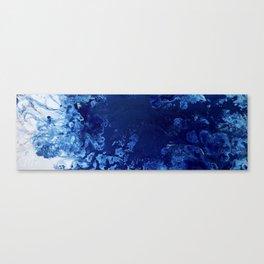 Inner Sapphire Canvas Print