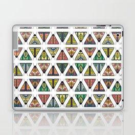 Moth Milieu Laptop & iPad Skin
