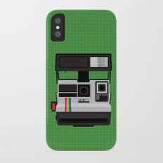 Polaroid Supercolor 635CL iPhone X Slim Case