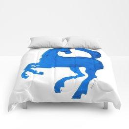 Yves Klain horse Comforters