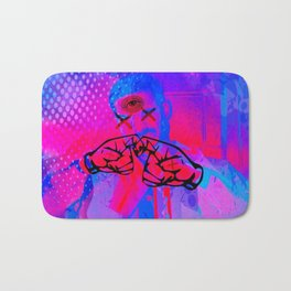 do right and kill everything Bath Mat
