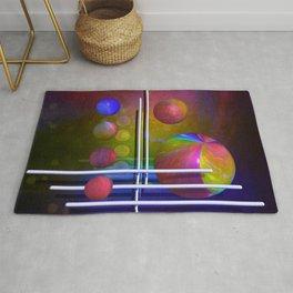geometric decoration -3- Rug