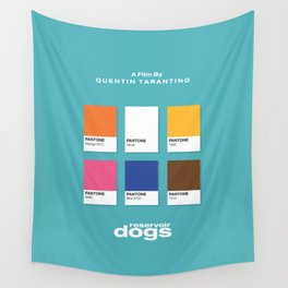 Reservoir Dogs Wall Tapestry