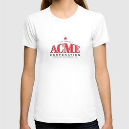 WHO FRAMED ROGER RABBIT - ACME Corporation T-shirt