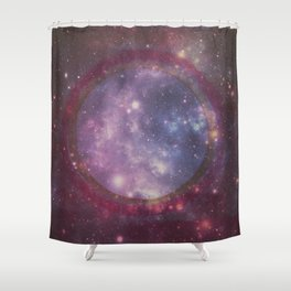 Dr Who Quotes Shower Curtain