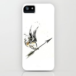 Winged Mook! iPhone Case