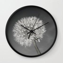 Make a wish | Nature Photo Wall Clock