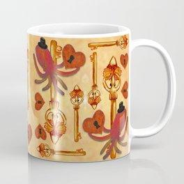 Octopus Valentine Coffee Mug
