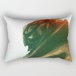 Centuries of Fury Rectangular Pillow
