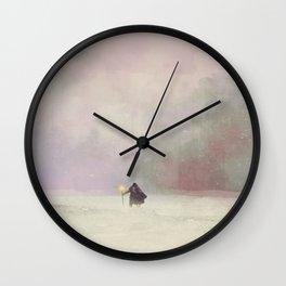 TRAVELLER Wall Clock