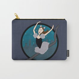 Dancing Through The Night Carry-All Pouch