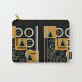 Modern Aztec Carry-All Pouch