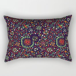 Turkish Mosaic Lamp - Bazaar Rectangular Pillow