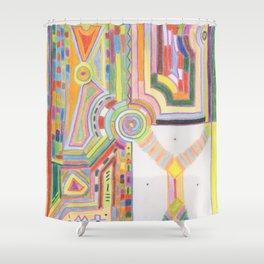 Alchemy 6 Shower Curtain