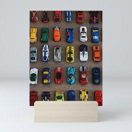 1980's Toy Cars Mini Art Print