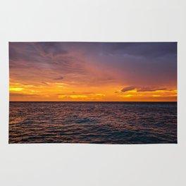 Maldivian Sunset Rug