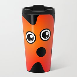 Surprised Stain Travel Mug