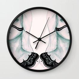 Sisters VI Wall Clock
