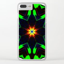 The Phenomena Clear iPhone Case