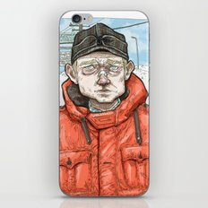 Lester Nygaard… He'd hate for your pretty face to freeze…  iPhone & iPod Skin