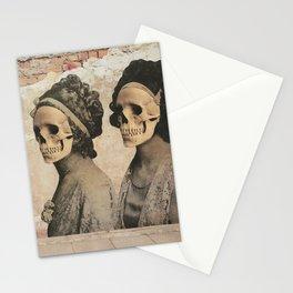 dermis_1 Stationery Cards