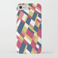 matisse iPhone & iPod Cases featuring Map Matisse Stretched by Project M