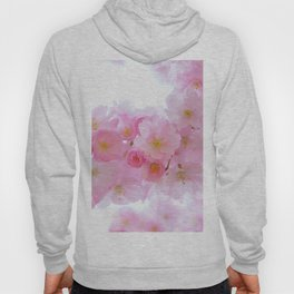 Pink Cherry Blossoms Hoody
