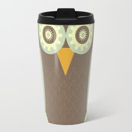 Brown Owl Travel Mug