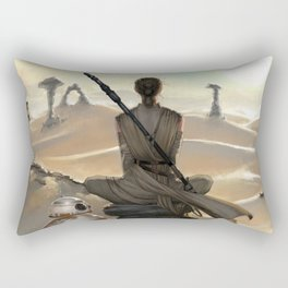 StarWars - Rey Rectangular Pillow