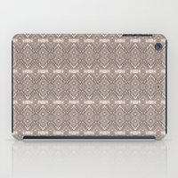 reassurance iPad Cases featuring Wood print II by Magdalena Hristova