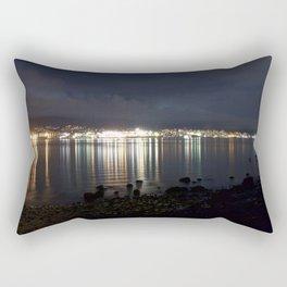 Light up the night Rectangular Pillow
