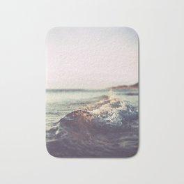 California, Los Angeles, beach, seaside, ocean, surf Bath Mat